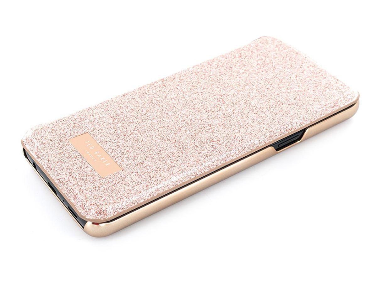 brand new ce8b9 6403f Ted Baker Glitsie Folio | Samsung Galaxy S9 hoesje