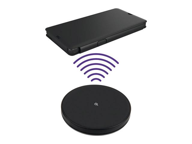 Muvit Qi Wireless Charger Wireless Charging Flip Case