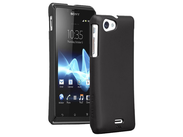 Case-Mate Barely There Case voor Sony Xperia J