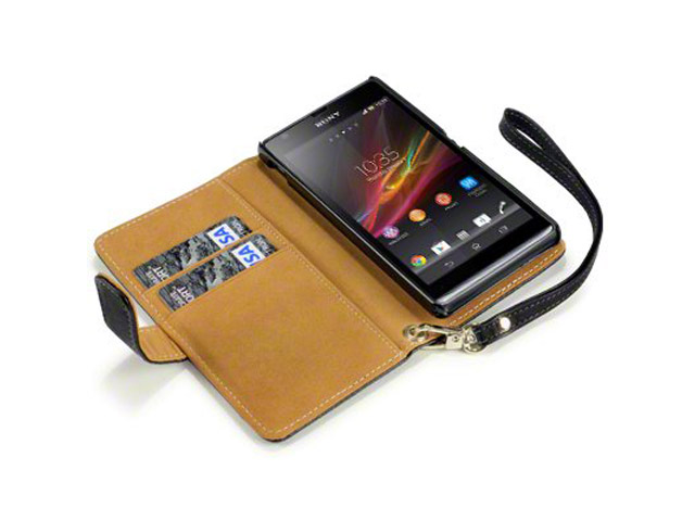 CaseBoutique Wallet Case voor Sony Xperia SP