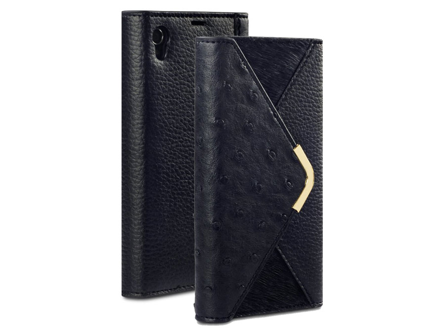 C by Covert Suki - Wallet Case Hoesje voor Sony Xperia Z1