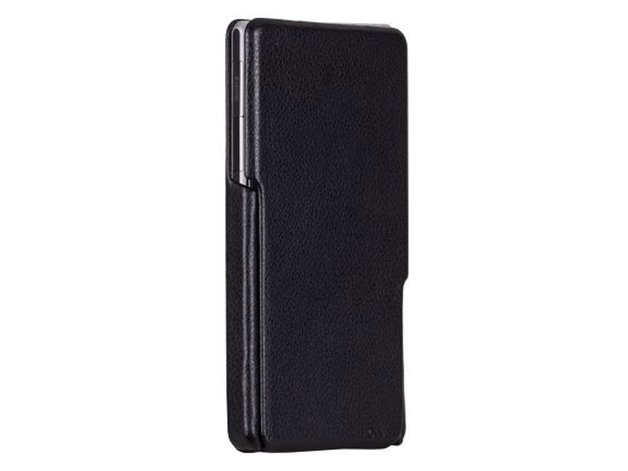 Case-Mate Signature Collection - Leren Hoesje voor Sony Xperia Z1
