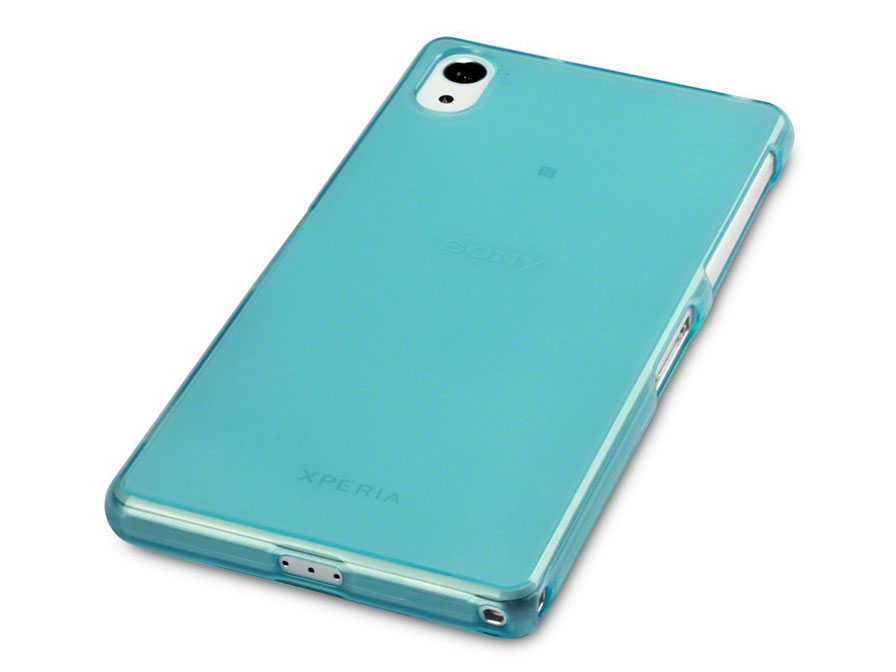 CaseBoutique TPU Soft Case - Hoesje voor Sony Xperia Z2