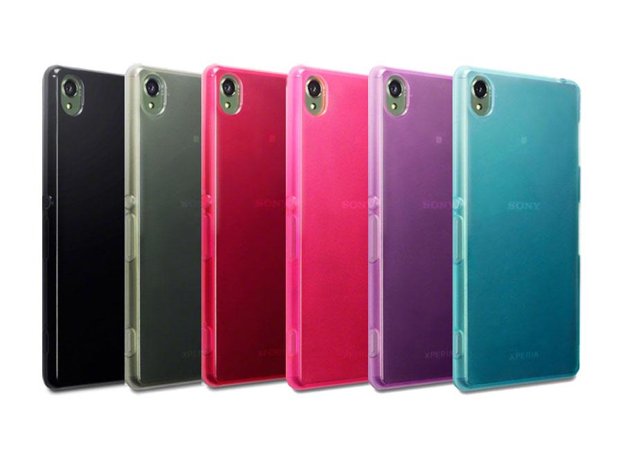 Terrapin Tpu Soft Case Hoesje Voor Sony Xperia Z3