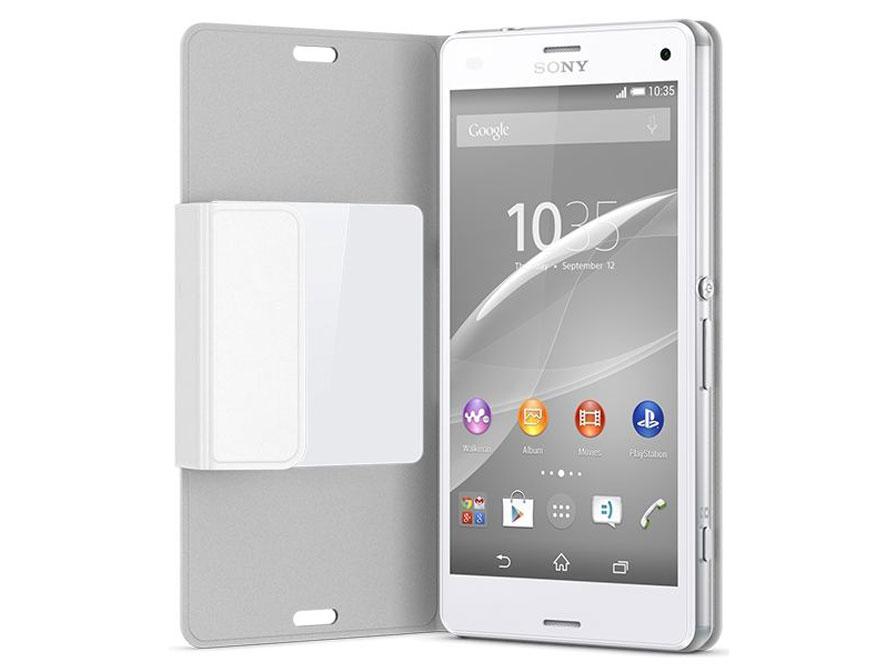Sony Style Cover Window Sony Xperia Z3 Compact Hoesje