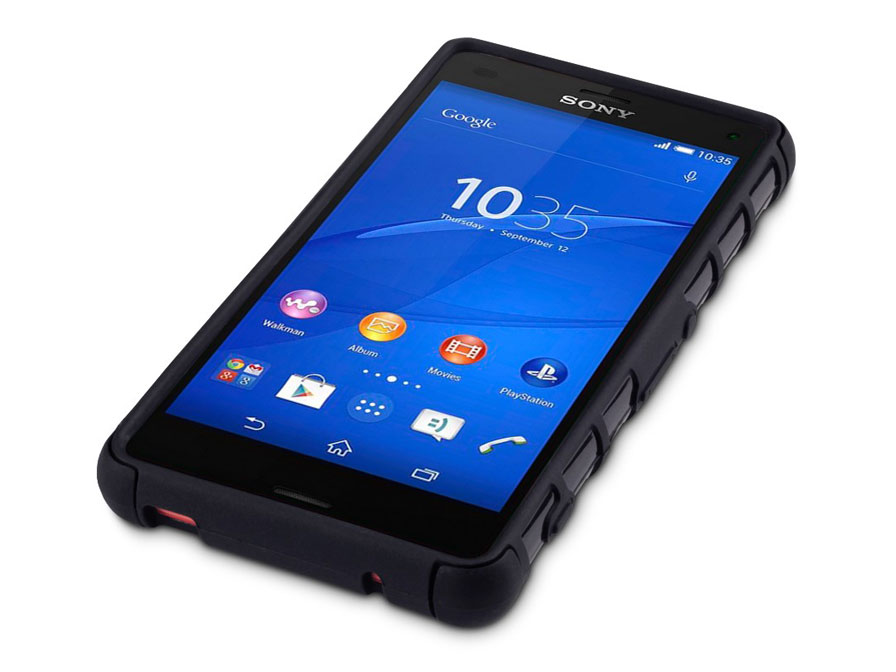 Rugged Case Hoesje Voor Sony Xperia Z3 Compact