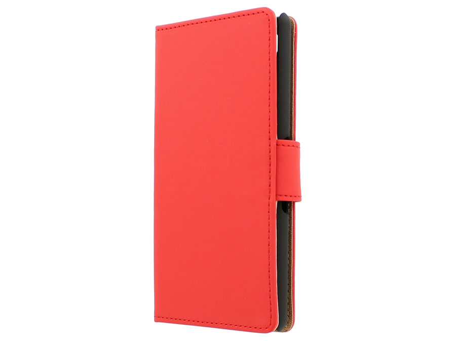 Classic Book Case Hoesje voor Sony Xperia E3