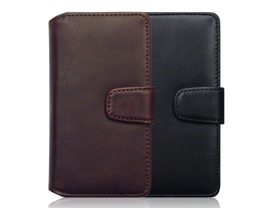 CaseBoutique Leather Wallet Case - Sony Xperia Z4 Compact hoesje