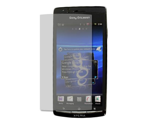 Clear Screenprotector SonyEricsson Xperia Arc (S)
