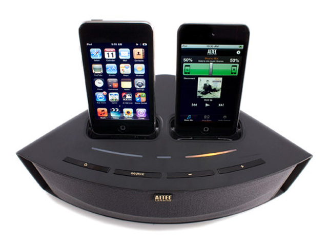 Altec Lansing Octiv 202 Duo Speaker voor iPod & iPhone