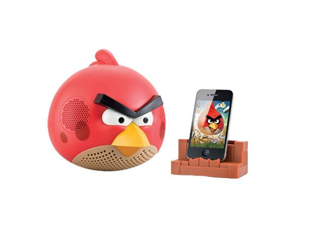 Gear4 Angry Birds 2.1 Speaker - Red Bird