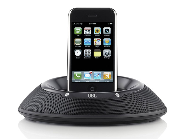 JBL On Stage IIIp Portable Speaker voor iPod en iPhone