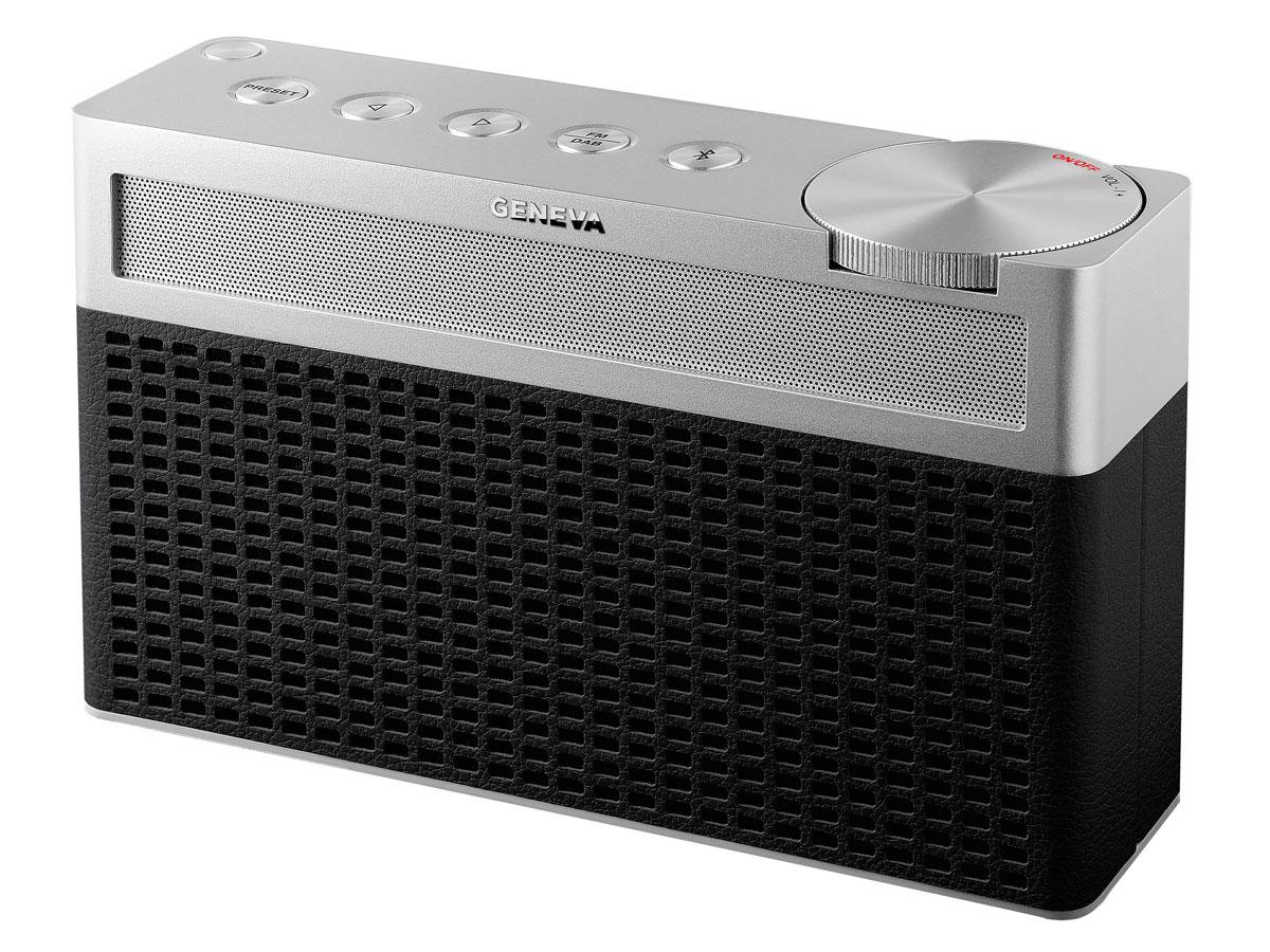 Geneva Touring / S Bluetooth Speaker FM DAB+   Zwart