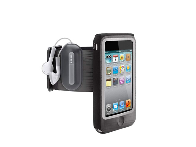 Belkin FastFit Sport Armband voor iPod Touch 4G
