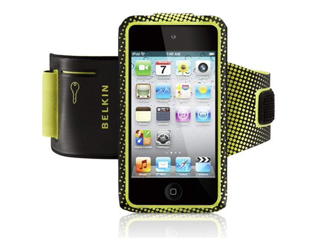 Belkin Profit Convertible Sport Armband voor iPod Touch 4G