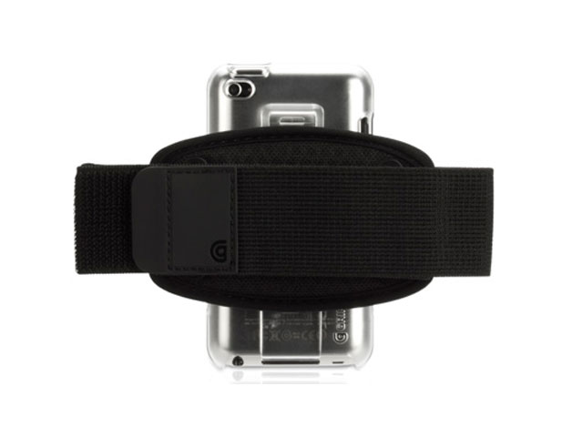 Griffin iClear met Sport Armband voor iPod touch 4G