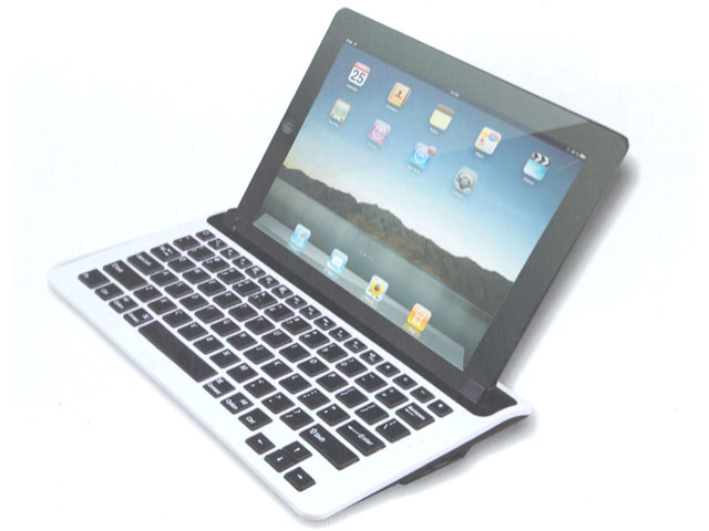 Bluetooth Keyboard Dock voor iPad 2, 3 & 4
