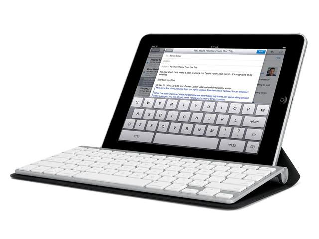 InCase Origami Workstation voor iPad & Apple Wireless Keyboard