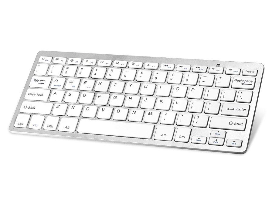 draadloos bluetooth toetsenbord voor tablet  u0026 meer