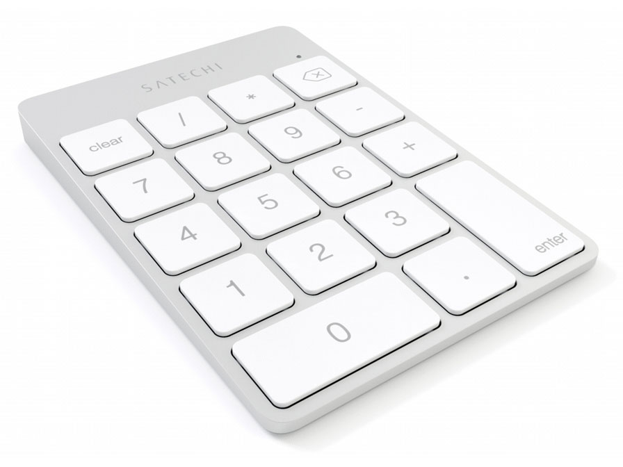 Satechi Wireless Smart Keypad Manual