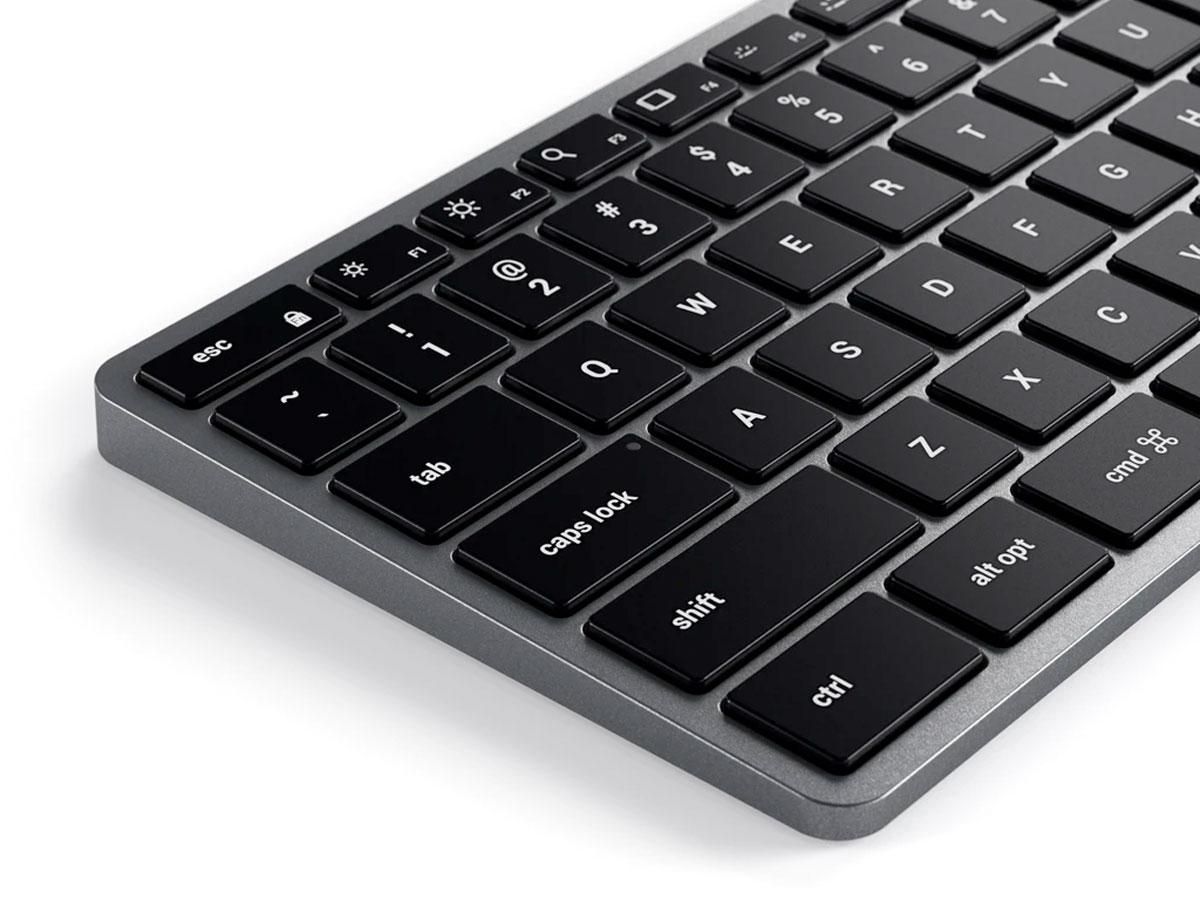 Satechi Slim X1 Bluetooth Backlit Keyboard - QWERTY
