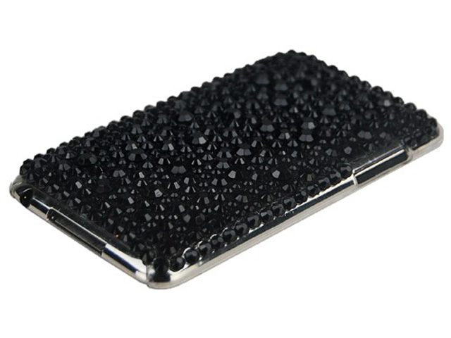 Black Pearl Diamond Case voor iPod touch 2G/3G