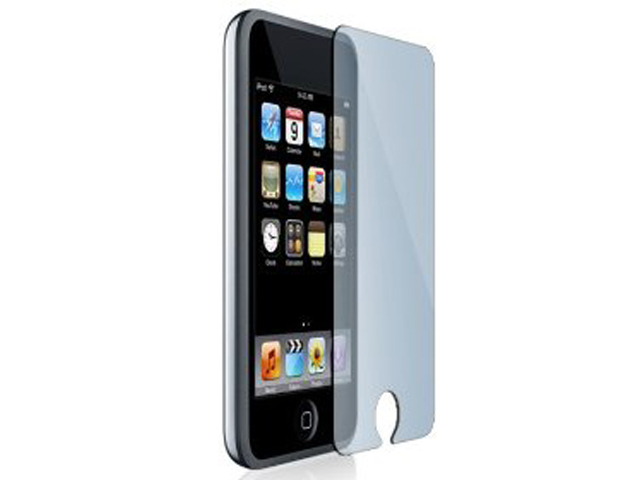 Anti-Fingerprint Screenprotector iPod touch 2G/3G