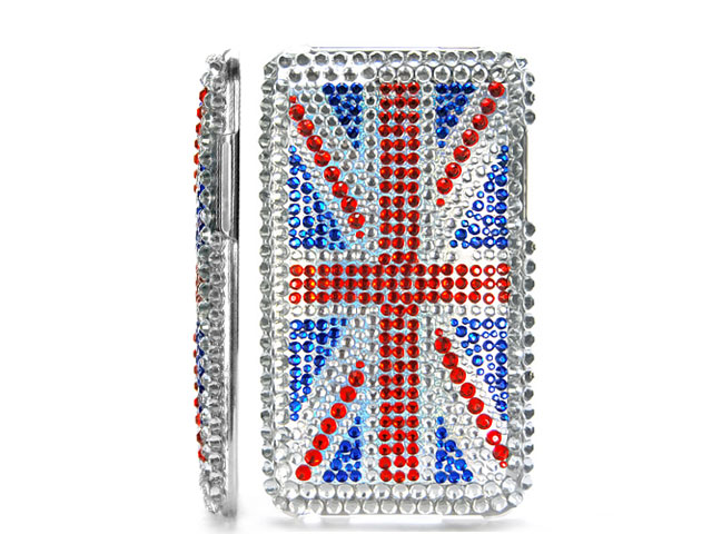 Great Brittain Diamond Case voor iPod touch 2G/3G