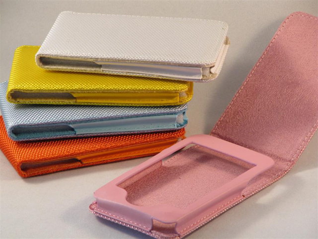 Cotton Flipcase voor iPod touch 2G/3G