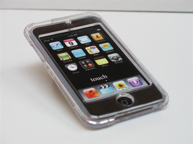 Crystal Case Hoes voor iPod touch 2G/3G