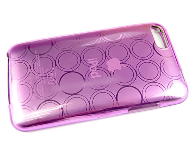 Glossy Polymer TPU Case Hoes voor iPod touch 2G/3G