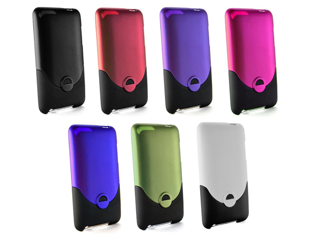 DuoColor Hard Case Hoes voor iPod touch 2G/3G