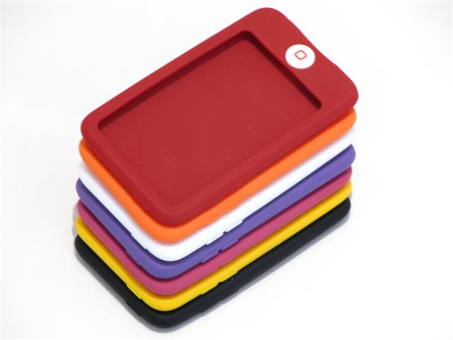 Candy Silicon Skin Hoes voor iPod touch 2G/3G