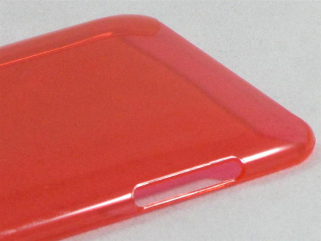 Crystal Back Case Hoes voor iPod touch 2G/3G