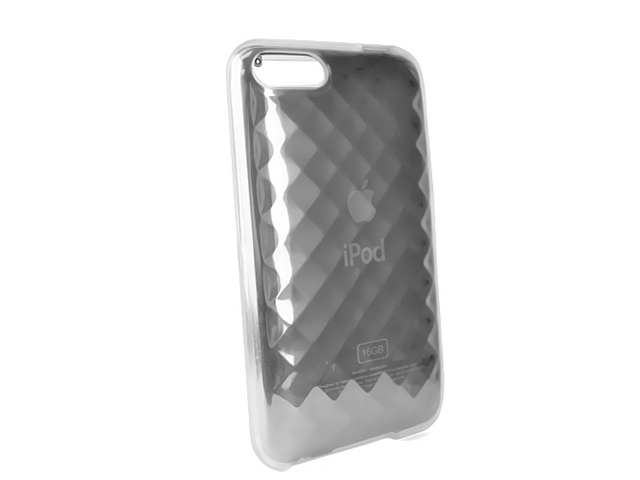 Diamond Polymer TPU Case Hoes iPod touch 2G/3G