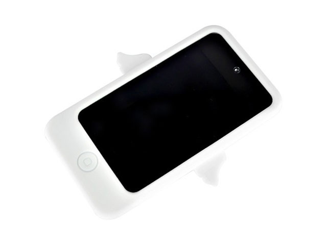 Angel Silicone Skin voor iPod Touch 4G