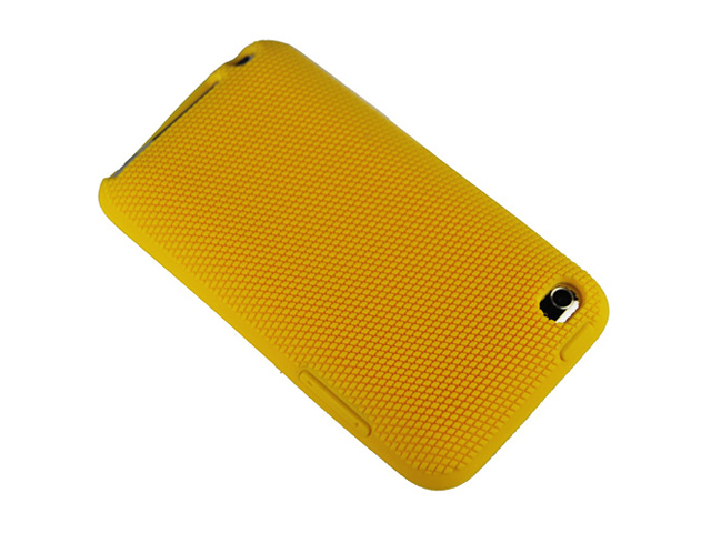 Anti-Slip Silicone Skin Hoes voor iPod touch 4G