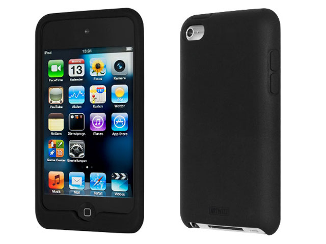 Artwizz SeeJacket Silicone Skin voor iPod touch 4G