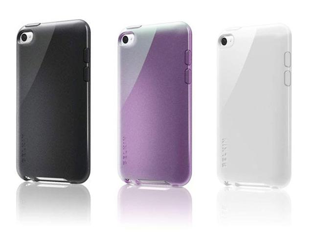 Belkin Grip Vue Metallic Case voor iPod Touch 4G