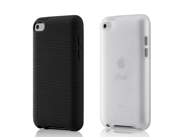 Belkin Grip Groove Duo-pack skins iPod Touch 4G