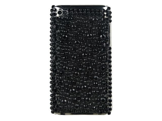 Black Pearl Diamond Case voor iPod touch 4G