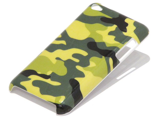 Camouflage Case Hoes voor iPod touch 4G