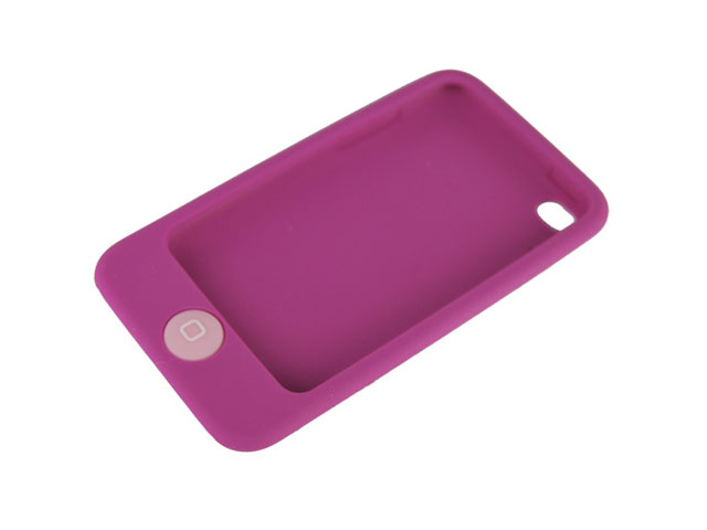 Candy Silicone Skin voor iPod Touch 4G