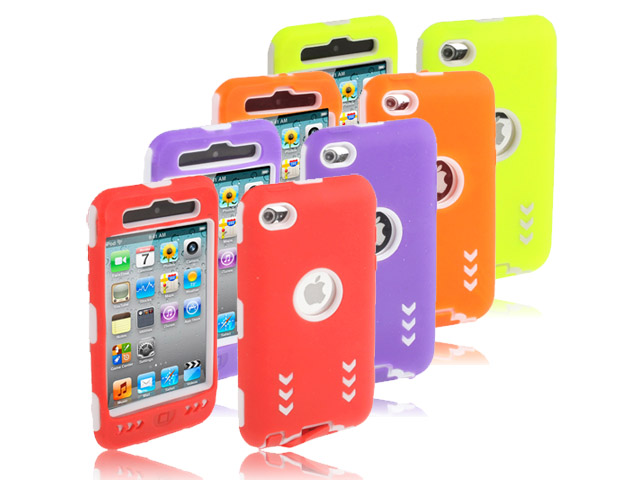 Color Series Ultra Tough Case Hoesje voor iPod touch 4G