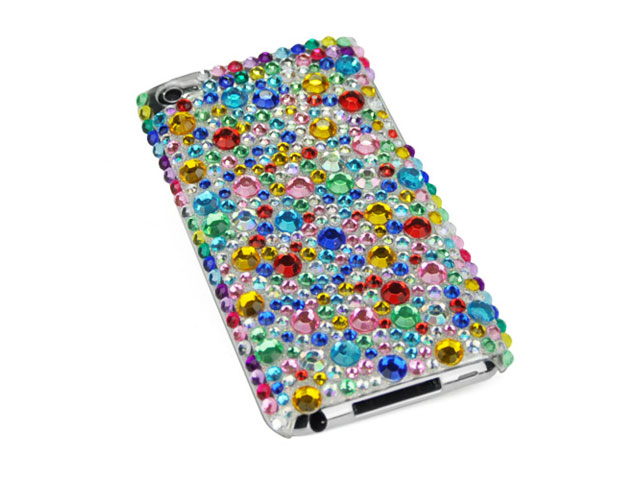 Confetti Diamond Back Case Hoes voor iPod touch 4G