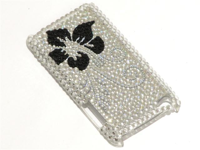 Flower Diamond Case Hoes voor iPod touch 4G