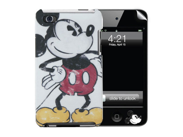 Disney Mickey Mouse Back Case Hoes iPod touch 4G