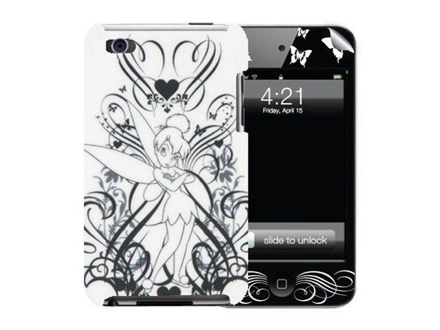 Disney Tinkerbell Case Hoes voor iPod touch 4G