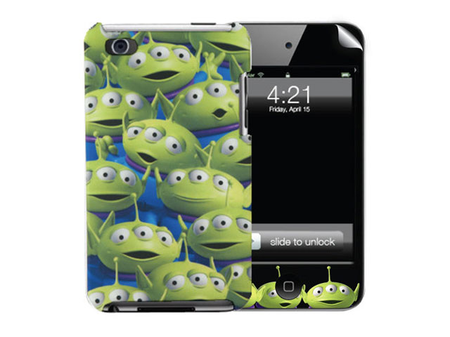 Disney Toy Story Back Case Hoes voor iPod touch 4G