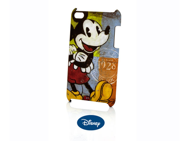 Disney 1928 Mickey Mouse Case Hoes voor iPod touch 4G
